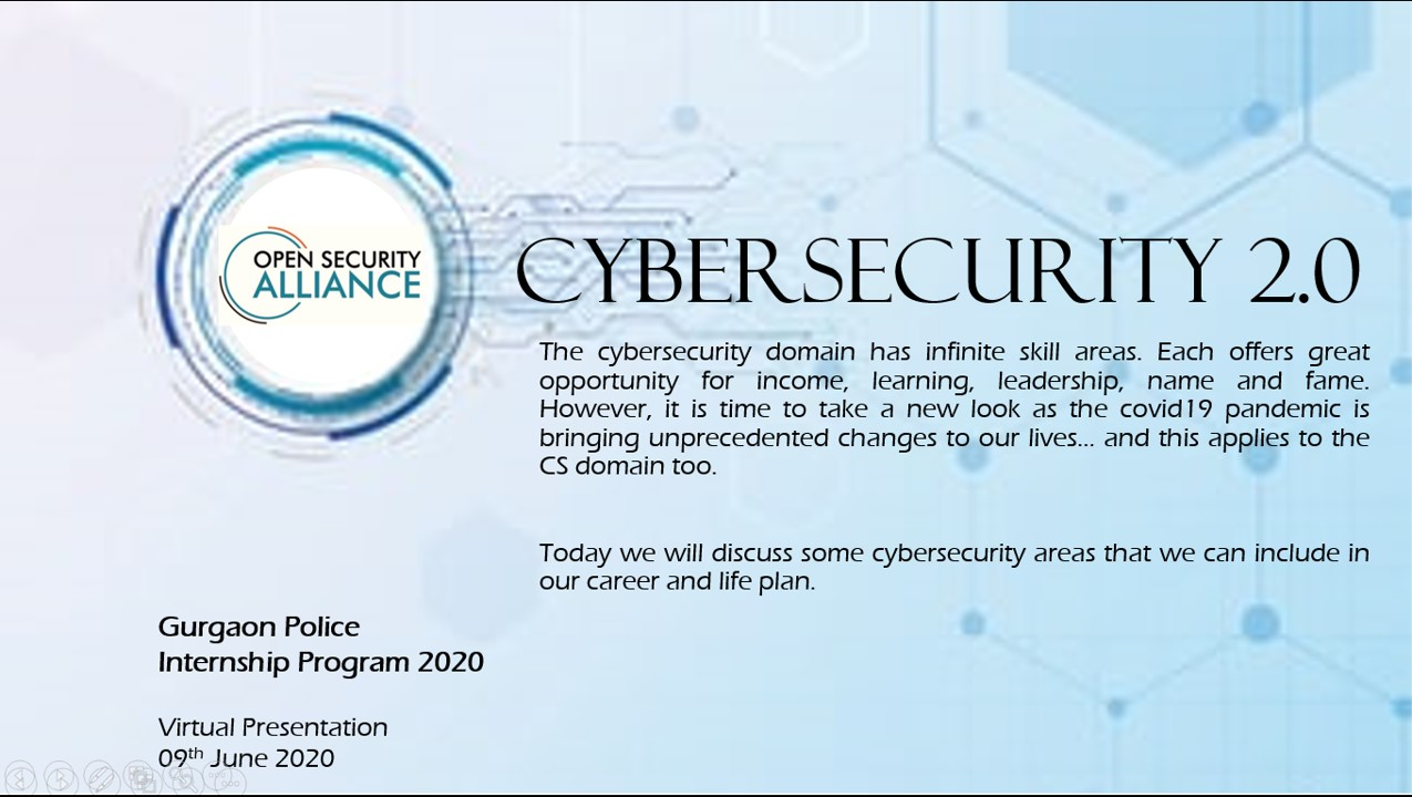 CYBERSECURITY 2.0